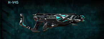 Indar dry brush assault rifle h-v45