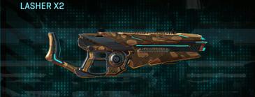 Indar plateau heavy gun lasher x2