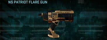 Indar plateau pistol ns patriot flare gun