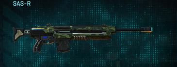 Amerish forest sniper rifle sas-r