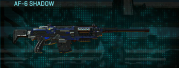 Nc patriot scout rifle af-6 shadow