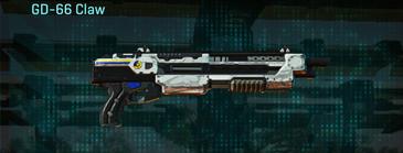 Esamir snow shotgun gd-66 claw