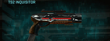 Indar dry brush pistol ts2 inquisitor