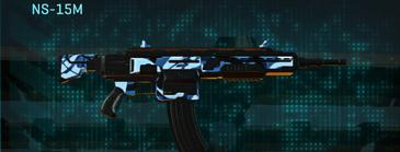 Nc alpha squad lmg ns-15m