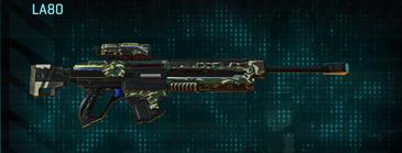 Scrub forest sniper rifle la80