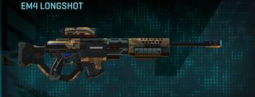 Indar plateau sniper rifle em4 longshot