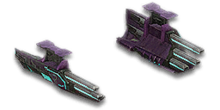 Photon A2A Missile Pods