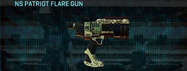 Pine forest pistol ns patriot flare gun