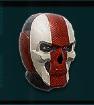 TR Light Helm BandedSkull