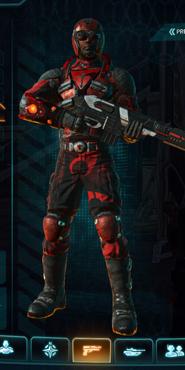 Tr alpha squad engineer