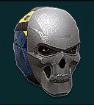 NC Light Helm Skull