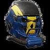 NC MAX Helm RebelSkull