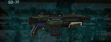 Amerish leaf carbine gd-7f