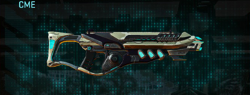 Indar dry ocean assault rifle cme