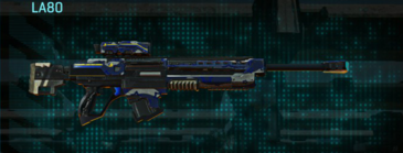 Nc patriot sniper rifle la80
