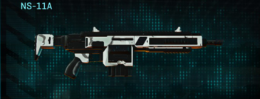 Rocky tundra assault rifle ns-11a