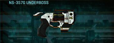 Rocky tundra pistol ns-357g underboss
