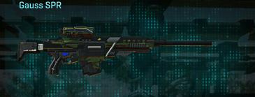 Amerish leaf sniper rifle gauss spr