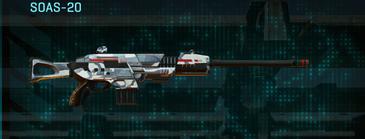 Esamir ice scout rifle soas-20