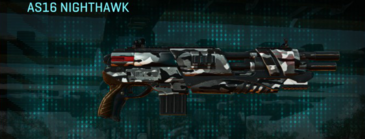 Indar dry brush shotgun as16 nighthawk