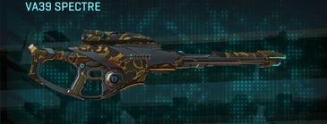 Indar highlands v1 sniper rifle va39 spectre