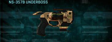 Indar plateau pistol ns-357b underboss