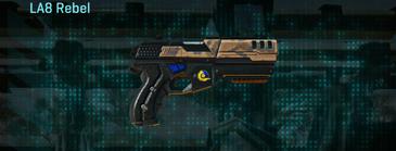 Indar canyons v1 pistol la8 rebel