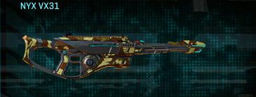 India scrub scout rifle nyx vx31