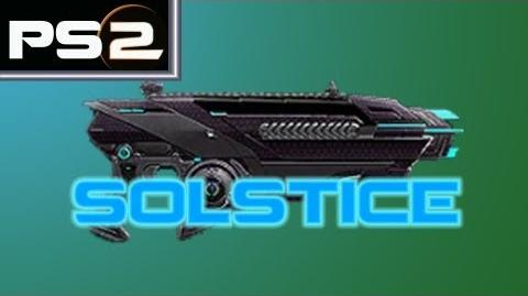 Planetside 2 - Solstice Gun Review - Mr