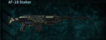Amerish scrub scout rifle af-18 stalker