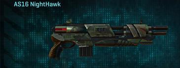 Amerish scrub shotgun as16 nighthawk