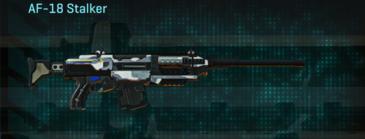 Esamir ice scout rifle af-18 stalker