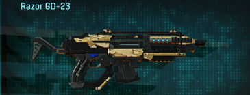 Sandy scrub carbine razor gd-23