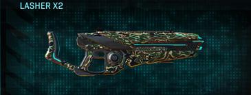 Scrub forest heavy gun lasher x2