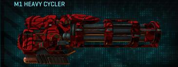 Tr alpha squad max m1 heavy cycler