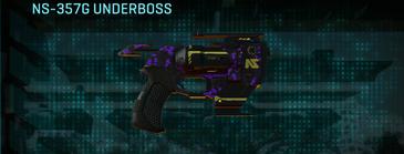 Vs loyal soldier pistol ns-357g underboss