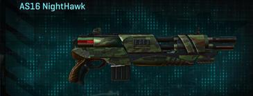 Amerish leaf shotgun as16 nighthawk
