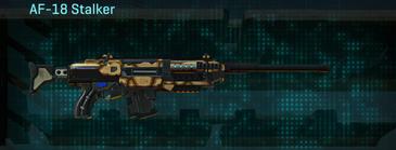 Giraffe scout rifle af-18 stalker