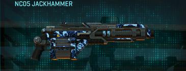 Nc alpha squad heavy gun nc05 jackhammer