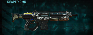 Snow aspen forest assault rifle reaper dmr
