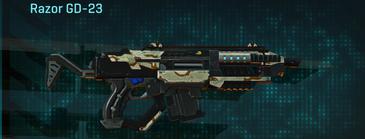 California scrub carbine razor gd-23