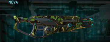 Jungle forest shotgun nova