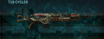 Scrub forest assault rifle t1b cycler