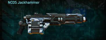Esamir ice heavy gun nc05 jackhammer