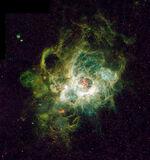Garren Nebula