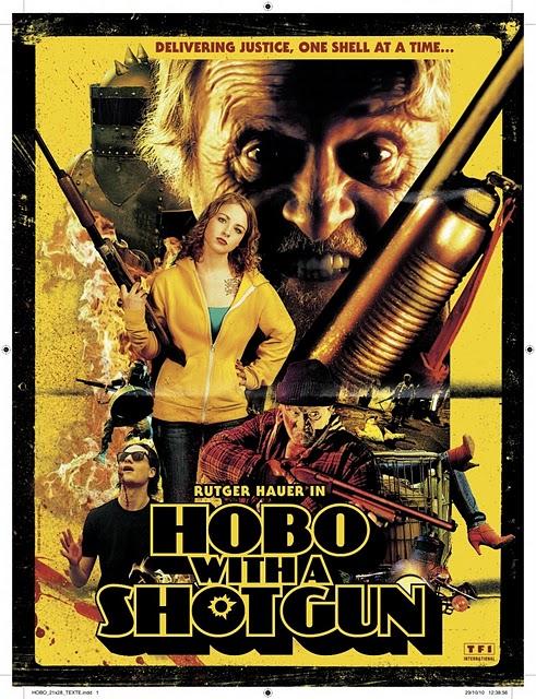 Hobo With A Shotgun The Plague