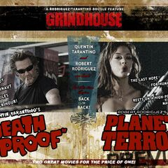 Grindhouse film wallpaper.