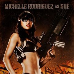 Poster featuring She.