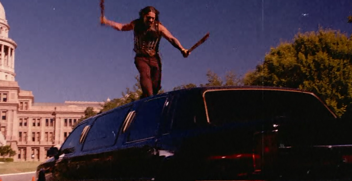 Lincoln Town Car Stretch Limousine Planet Terror Wiki Fandom