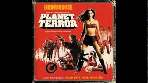 Planet Terror Soundtrack - His Perscription...Pain - Carl Thiel